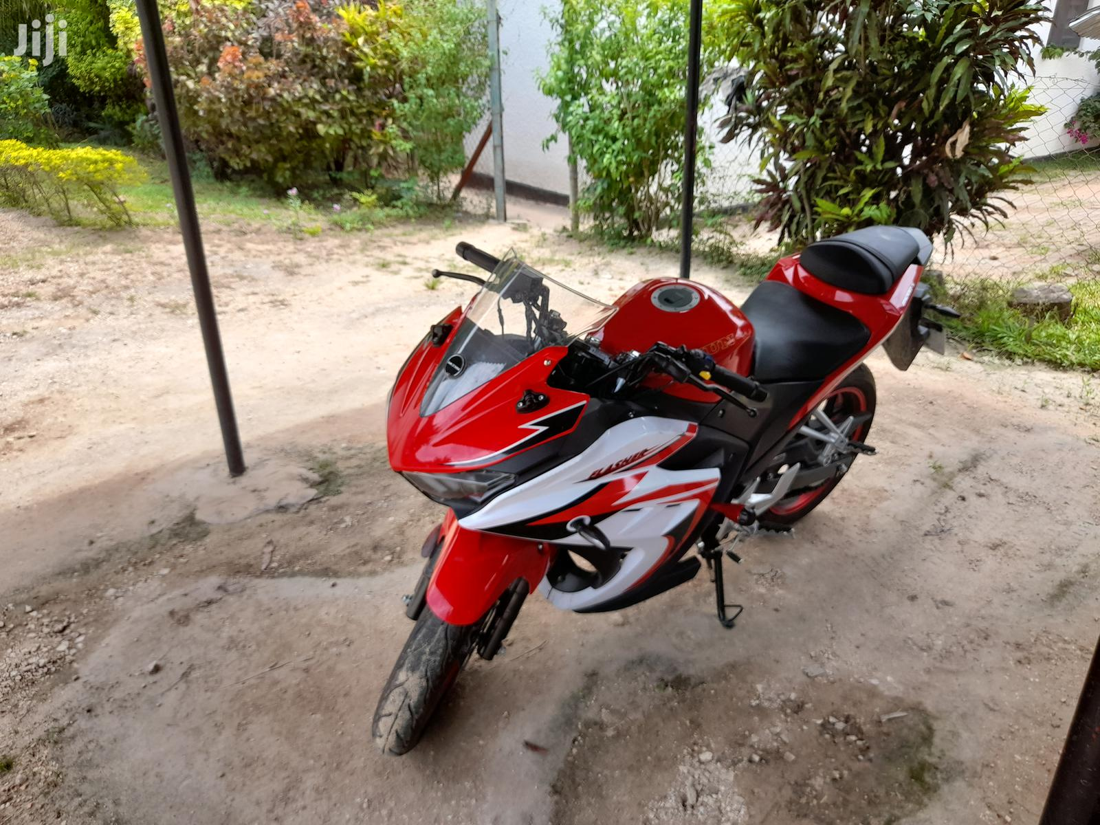 Archive: Motorcycle 2019 Red