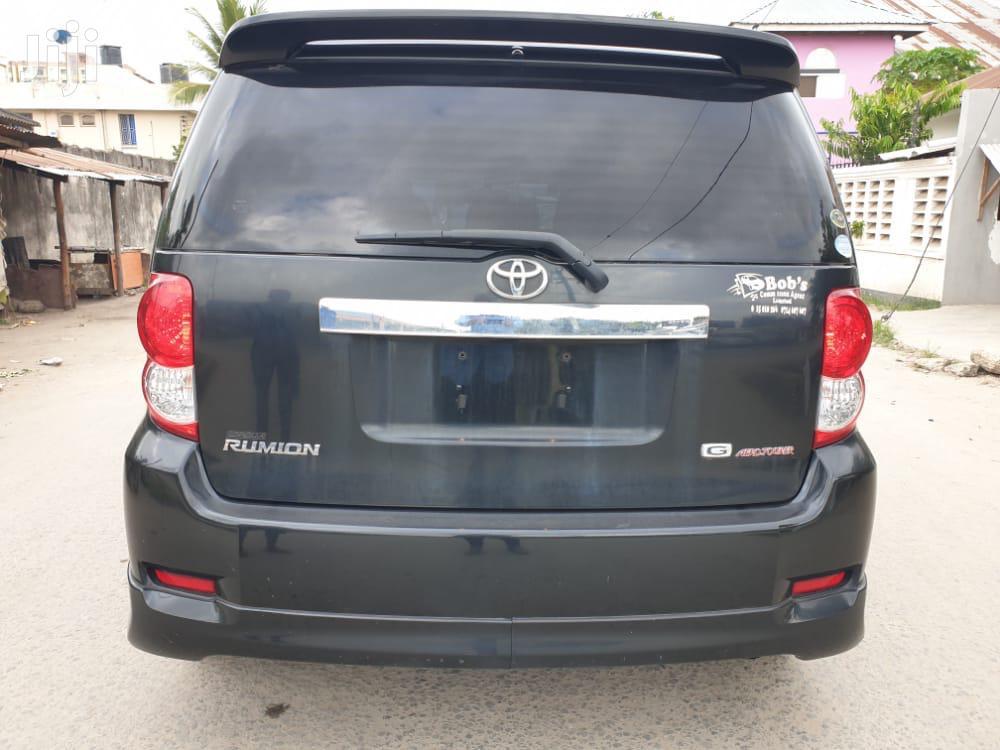 Toyota Corolla Rumion 2007 Black   Cars for sale in Kinondoni, Dar es Salaam, Tanzania