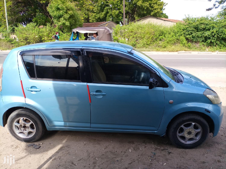 Toyota Passo 2004 Blue   Cars for sale in Temeke, Dar es Salaam, Tanzania