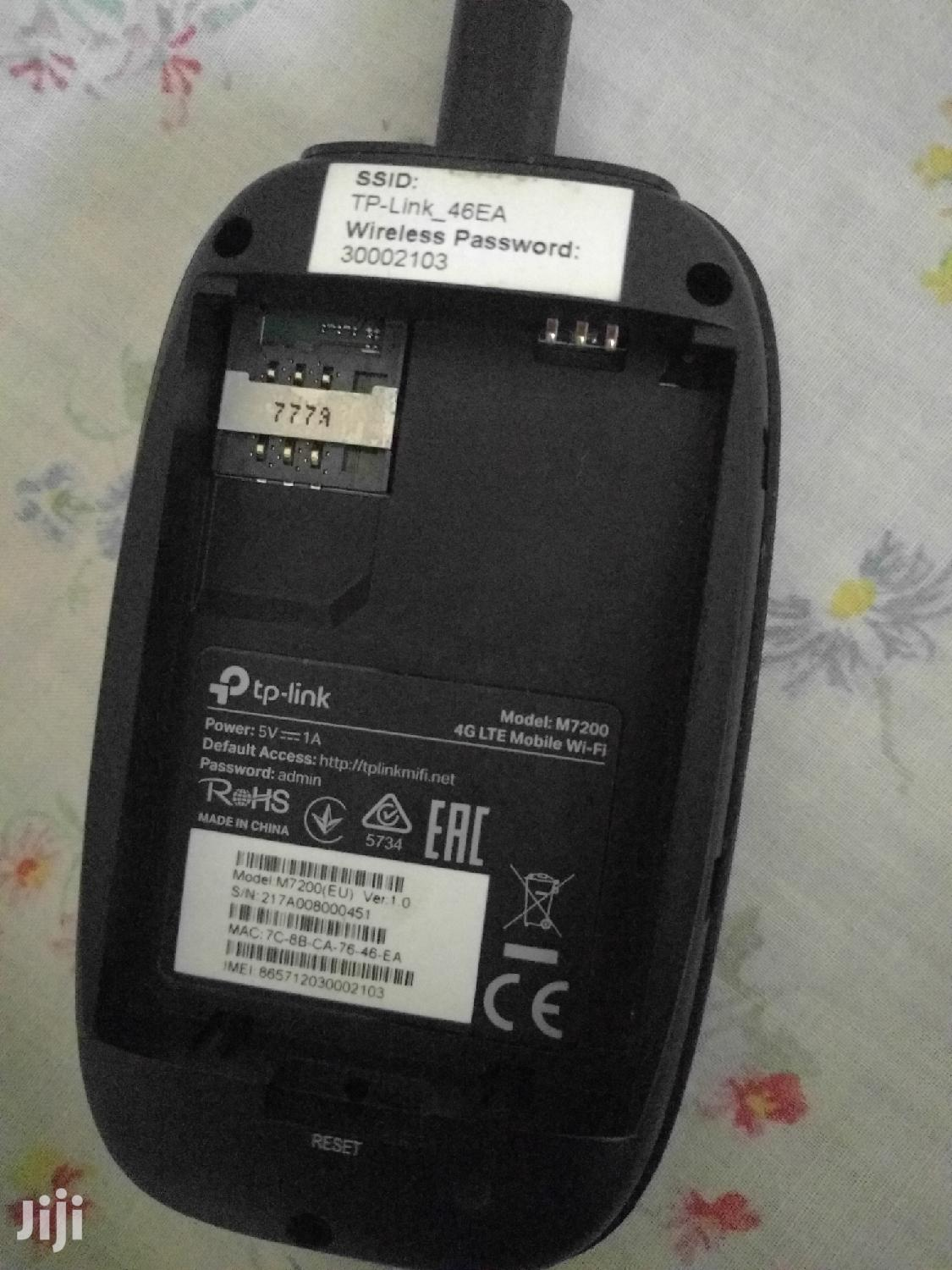 Archive: Tp-Link Mifi Wifi Router