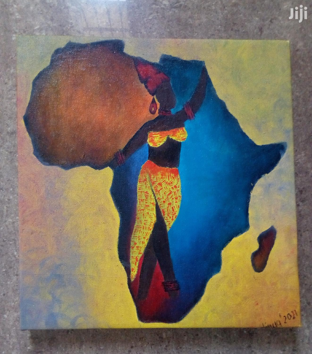 Archive: Woman Africa