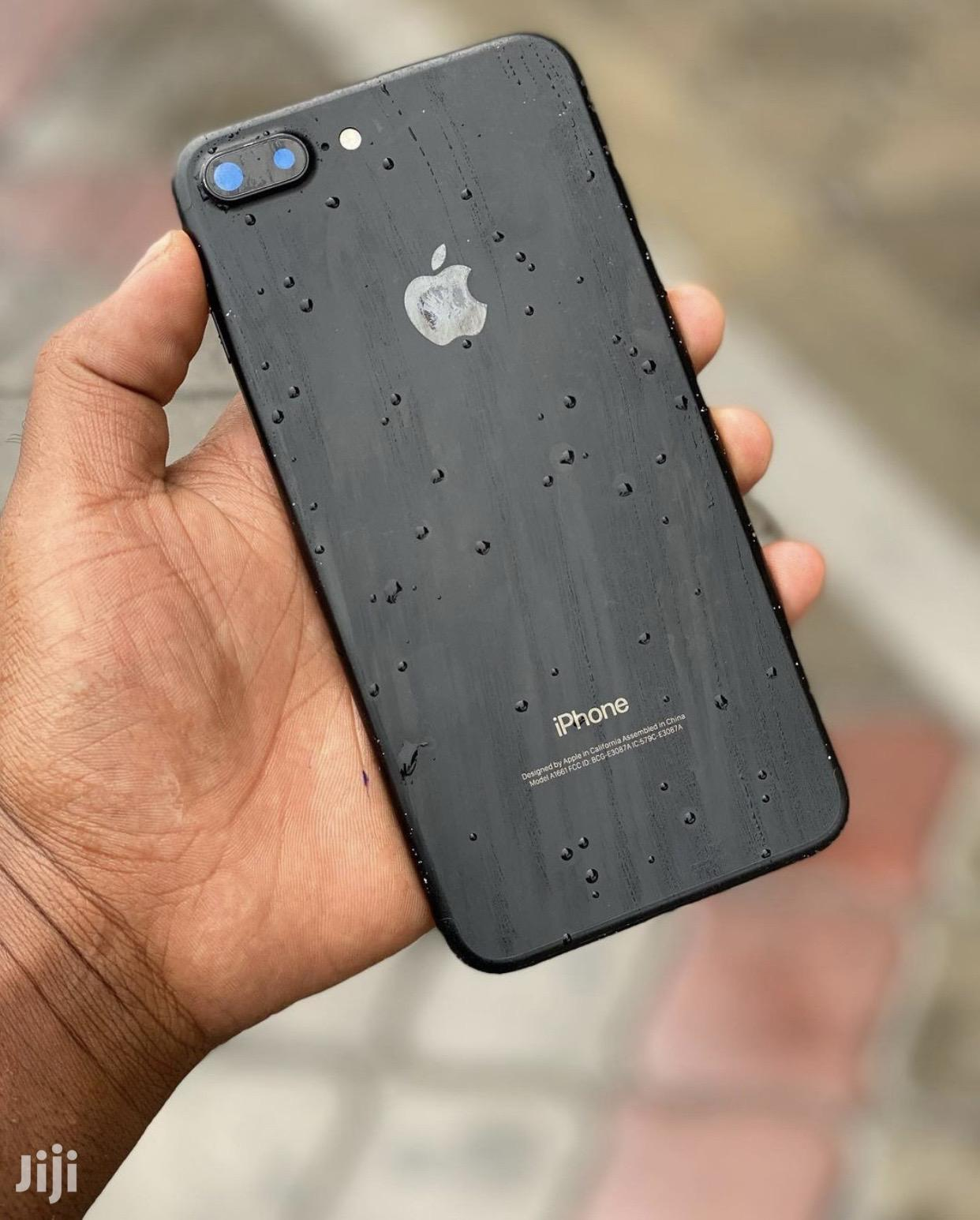 Apple iPhone 7 Plus 128 GB Black | Mobile Phones for sale in Kinondoni, Dar es Salaam, Tanzania