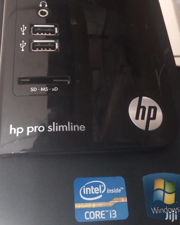 Desktop Computer HP Slimline 270 4GB Intel Core 2 Duo HDD 350GB | Laptops & Computers for sale in Kinondoni, Dar es Salaam, Tanzania