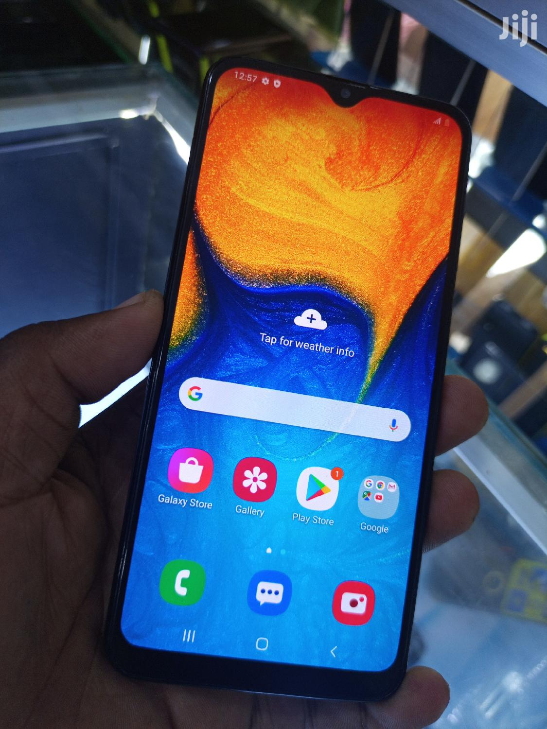 Archive: Samsung Galaxy A20 32 GB Blue