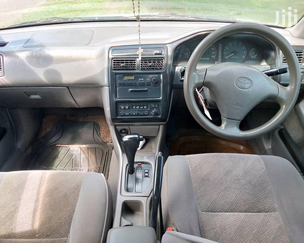 Archive: Toyota Premio 2000 White
