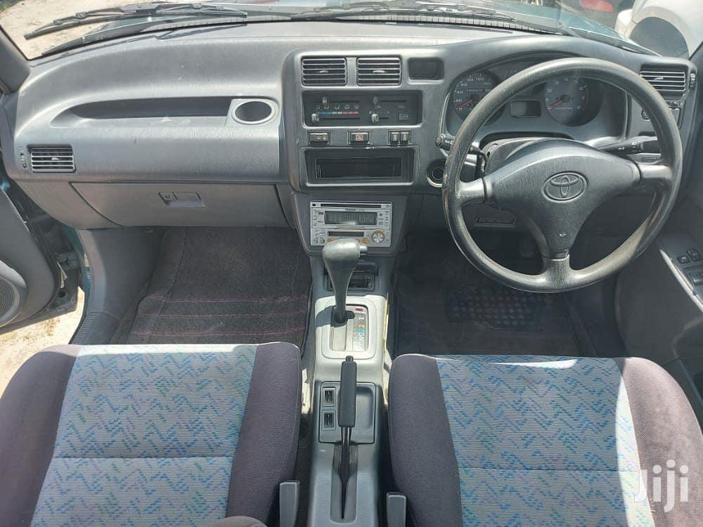 Archive: New Toyota RAV4 1998 Cabriolet Blue
