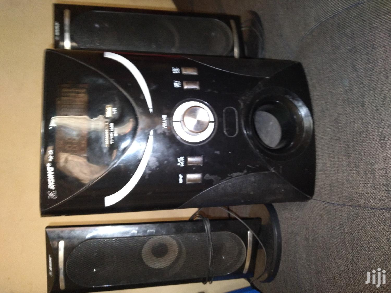 Archive: Electric Radio Sabwoofer