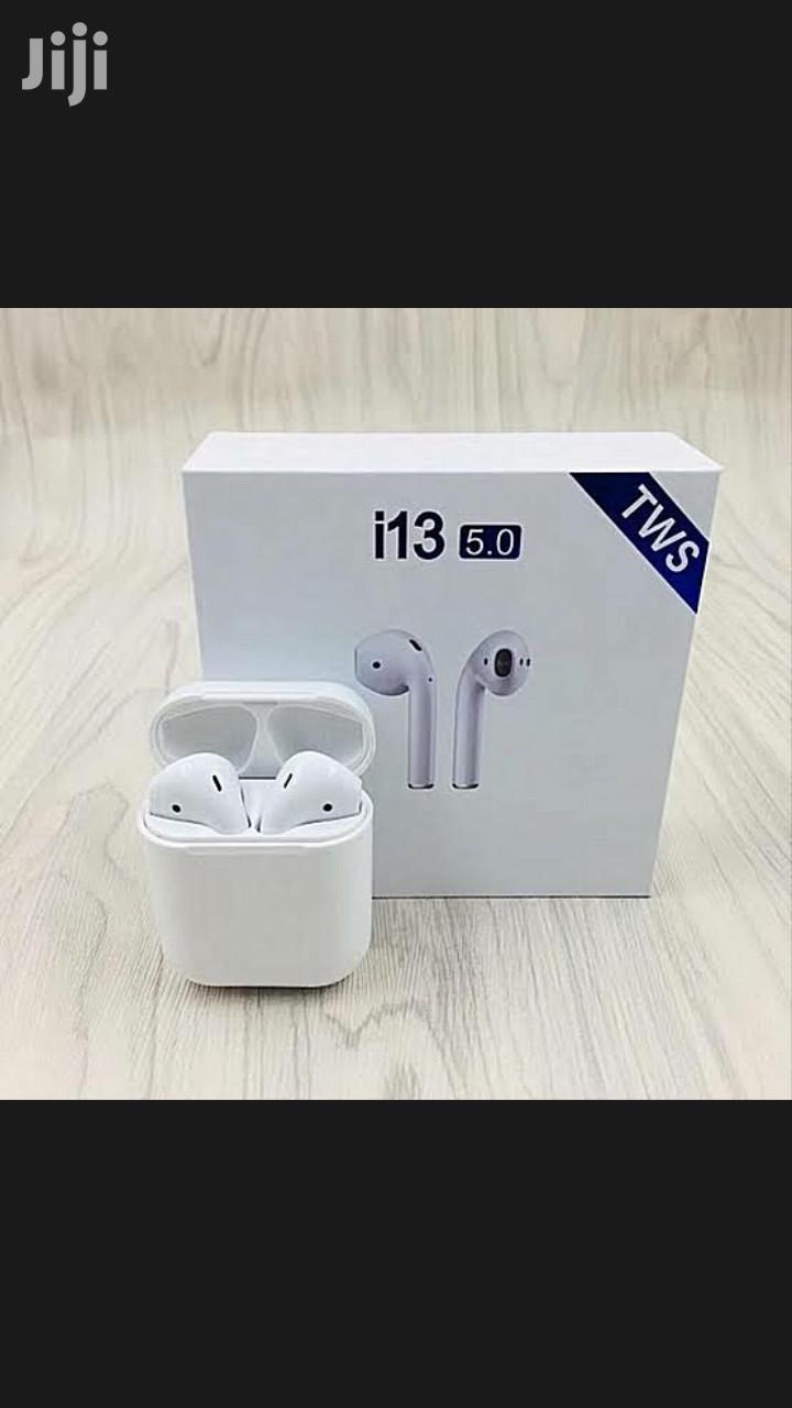 Original I13 Mini Bluetooth Airpods for All Phones