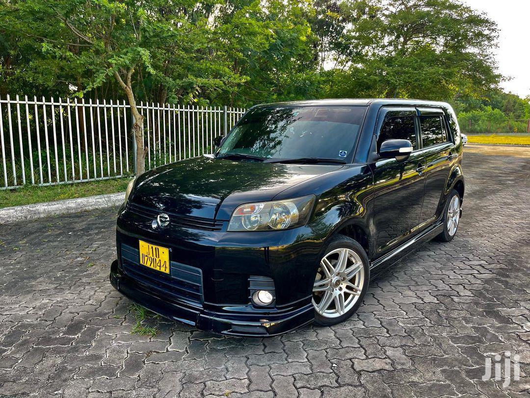 New Toyota Corolla Rumion 2009 Black   Cars for sale in Kinondoni, Dar es Salaam, Tanzania