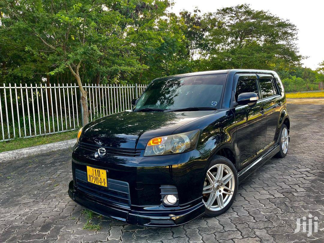 New Toyota Corolla Rumion 2009 Black