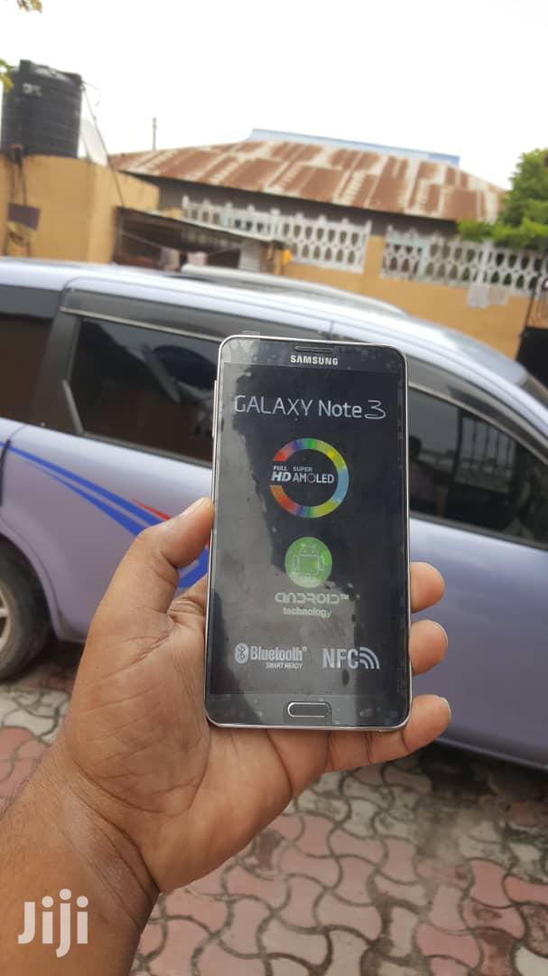 Archive: Samsung Galaxy Note 3 16 GB Black