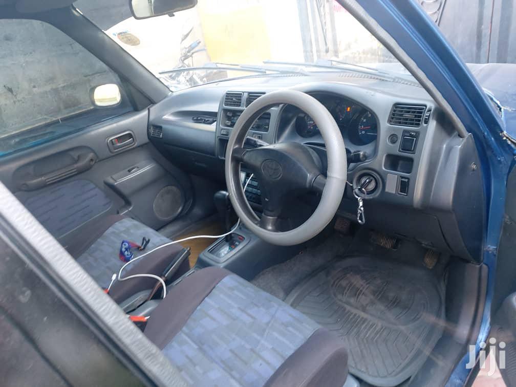 Archive: Toyota RAV4 1996 Blue
