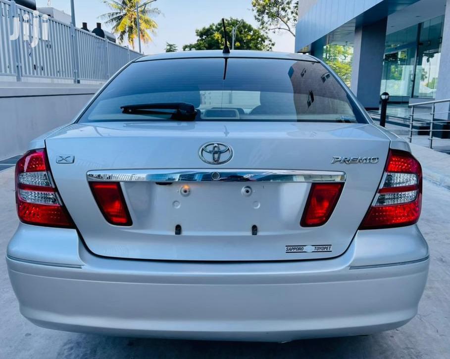 Toyota Premio 2003 Silver | Cars for sale in Kinondoni, Dar es Salaam, Tanzania