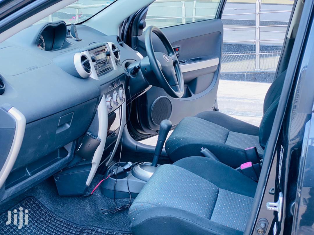 New Toyota IST 2006 Black | Cars for sale in Kinondoni, Dar es Salaam, Tanzania