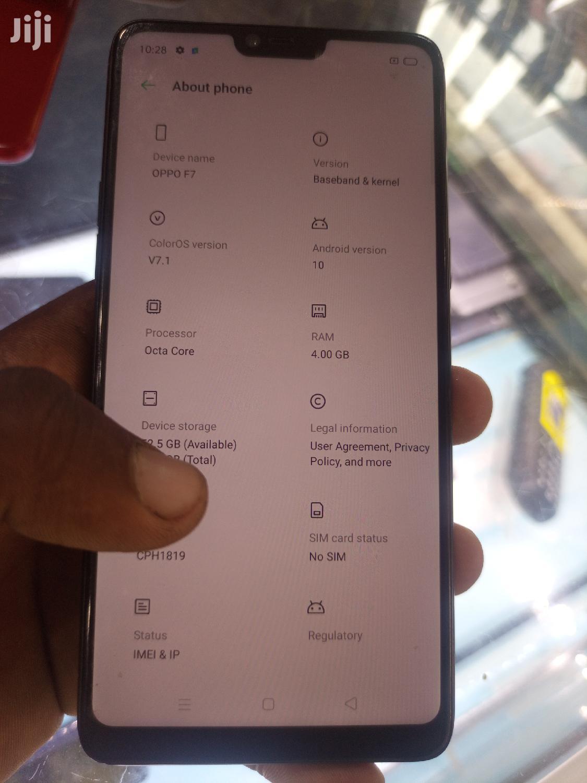 Oppo F7 64 GB Black | Mobile Phones for sale in Moshi Urban, Kilimanjaro Region, Tanzania