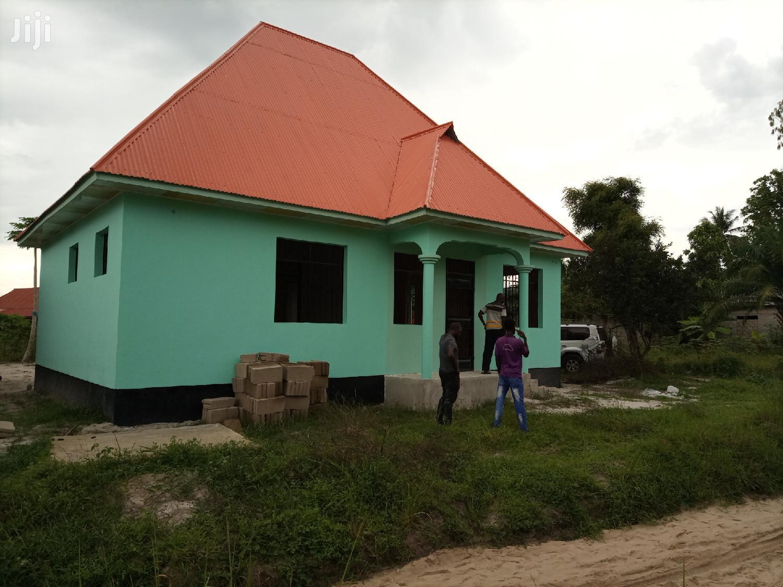 Nyumba Ya Vyumba Vitatu Inauzwa Ipo Dar Salaam Mjini Chanika | Houses & Apartments For Sale for sale in Ilala, Dar es Salaam, Tanzania