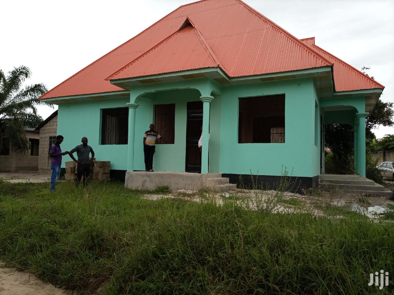 Nyumba Ya Vyumba Vitatu Inauzwa Ipo Dar Salaam Mjini Chanika