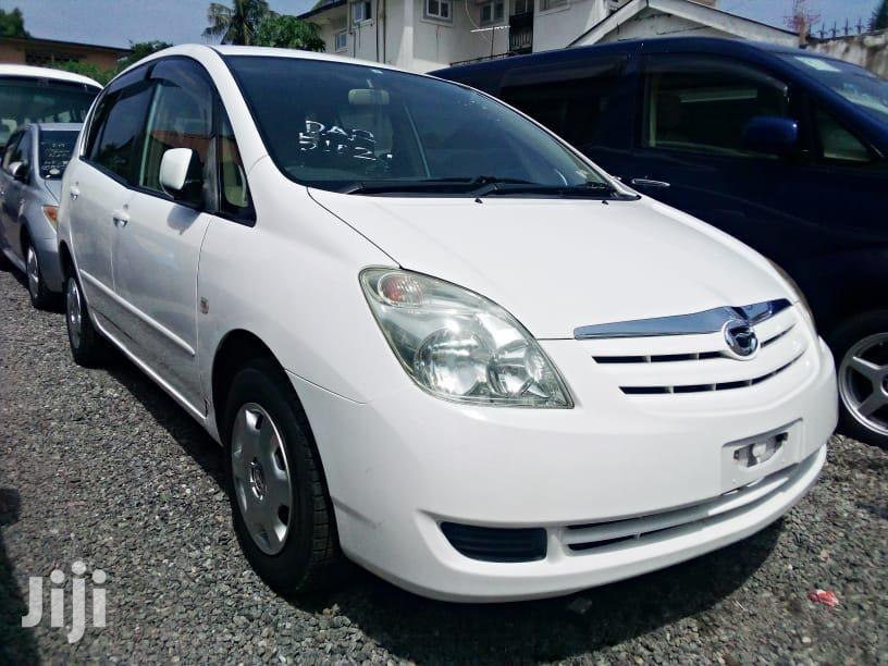Toyota Corolla Spacio 2003 White