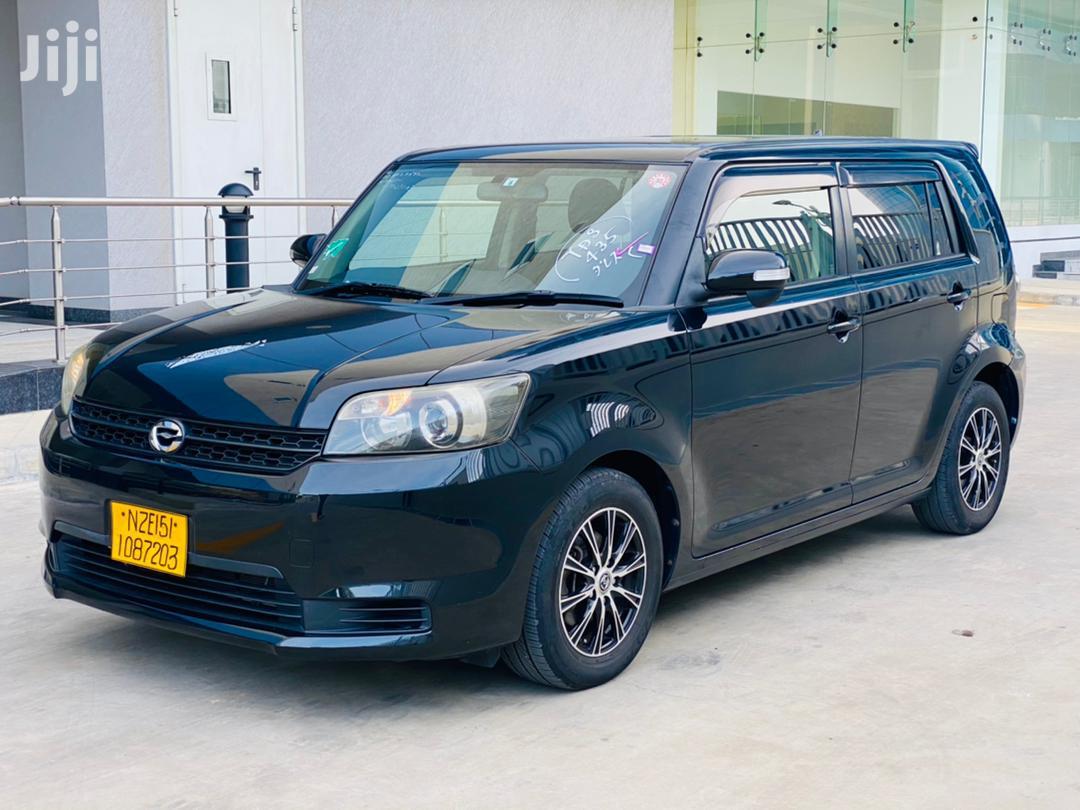 New Toyota Corolla Rumion 2010 Black