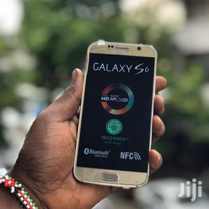 New Samsung Galaxy S6 32 GB Blue | Mobile Phones for sale in Dar es Salaam, Ilala