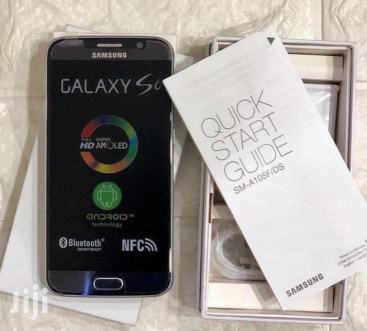 New Samsung Galaxy S6 32 GB Blue   Mobile Phones for sale in Ilala, Dar es Salaam, Tanzania
