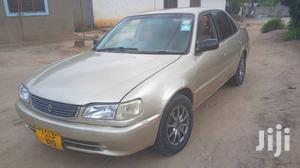 Toyota Corolla 2000 Gold | Cars for sale in Dar es Salaam, Kinondoni