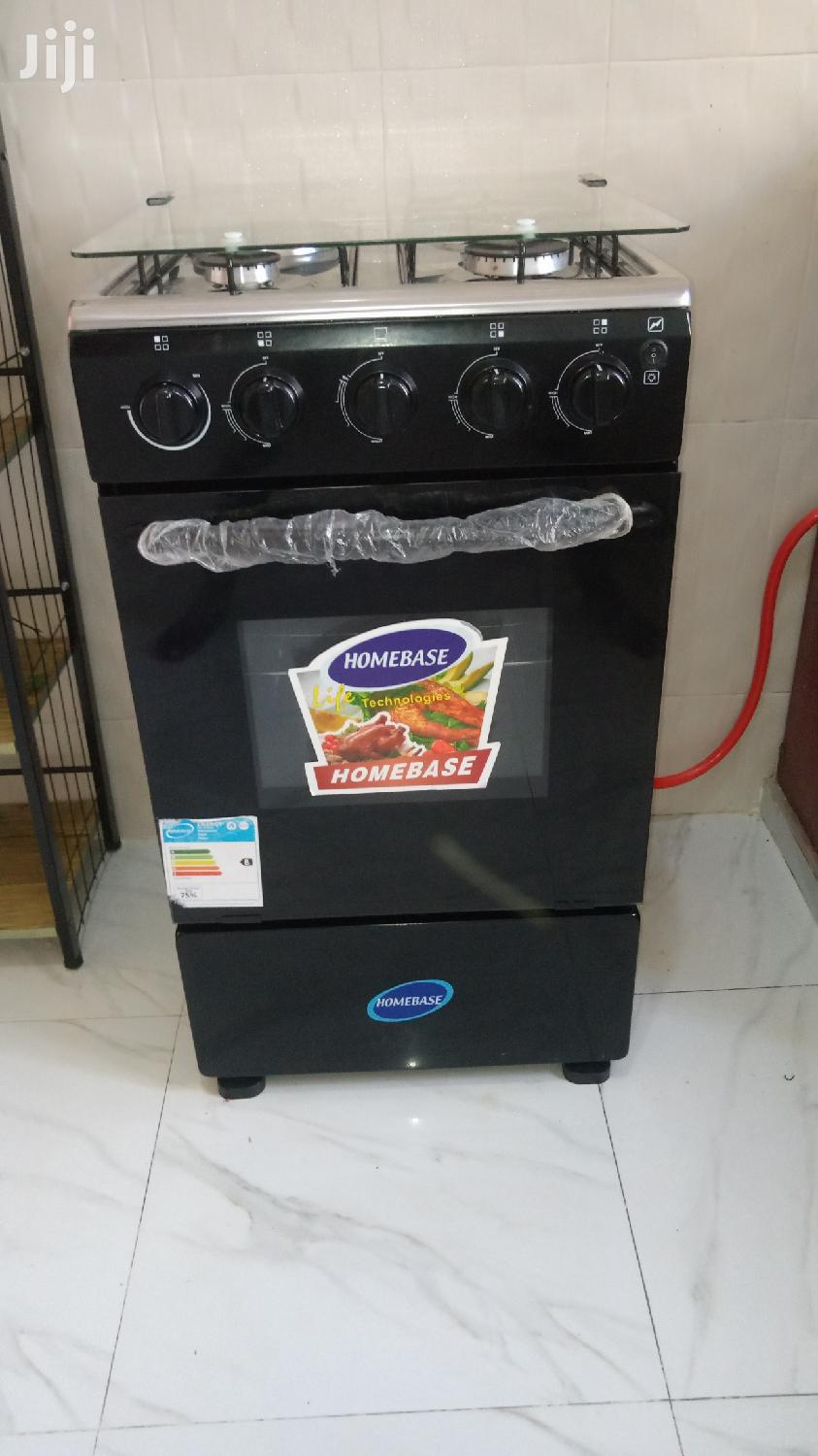 Archive: Homebase HB 60w4g-1 Size 50X60 Oven 4 Plates 1 Electric