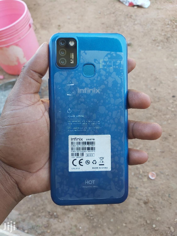 Archive: New Infinix Hot 10 Lite X657B 32 GB Blue
