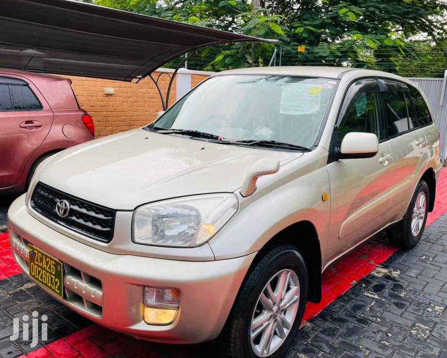 Toyota RAV4 2003 Automatic Gold   Cars for sale in Kinondoni, Dar es Salaam, Tanzania