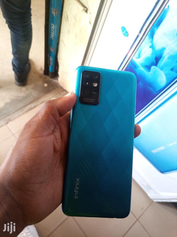 Infinix Note 8i 64 GB Blue   Mobile Phones for sale in Moshi Urban, Kilimanjaro Region, Tanzania