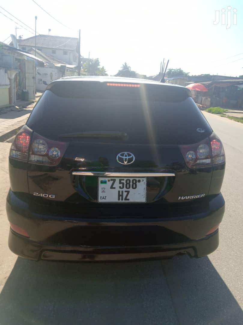 Archive: Toyota Harrier 2019 Black