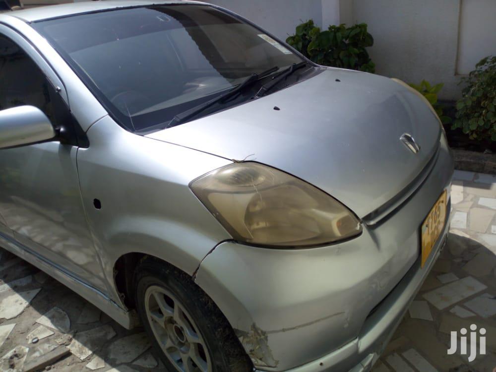 Toyota Passo 2005 Silver | Cars for sale in Kinondoni, Dar es Salaam, Tanzania