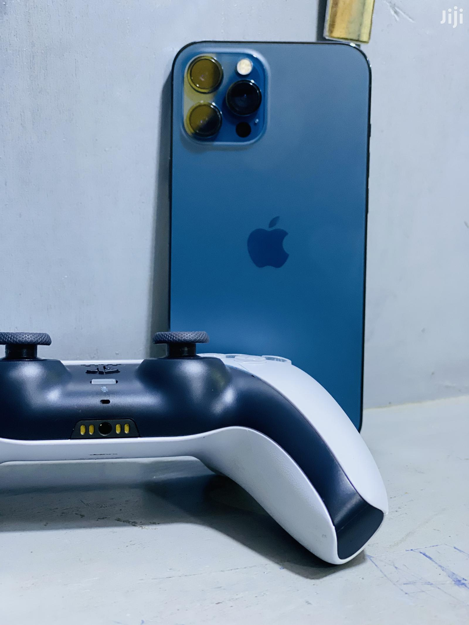 Apple iPhone 12 Pro Max 128GB Blue | Mobile Phones for sale in Ilala, Dar es Salaam, Tanzania