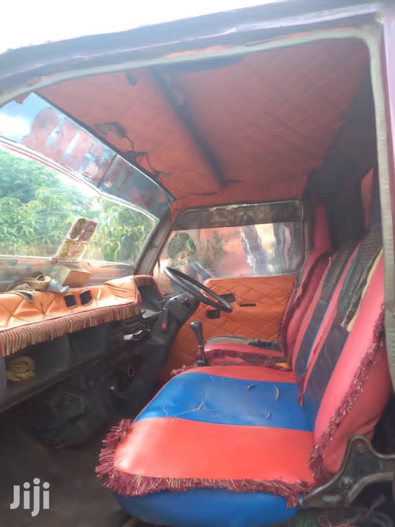 Mitsubishi Canter 1999 Red | Trucks & Trailers for sale in Dodoma Rural, Dodoma Region, Tanzania