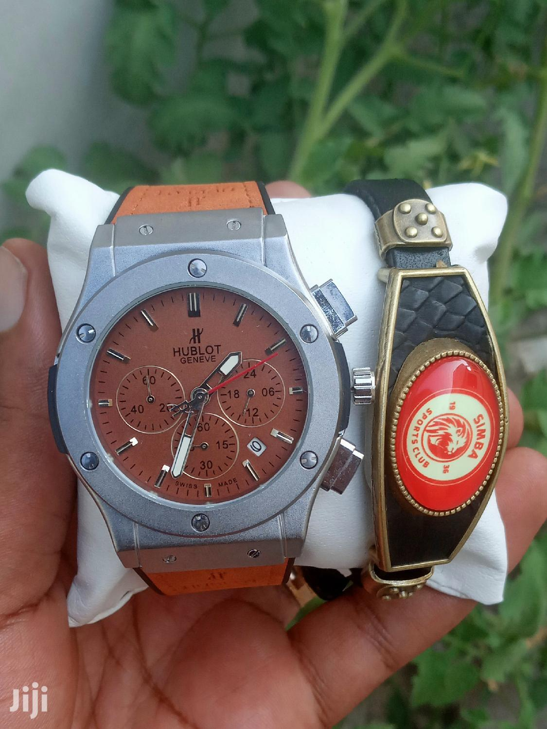 Hublot Watch Simba Bracelet