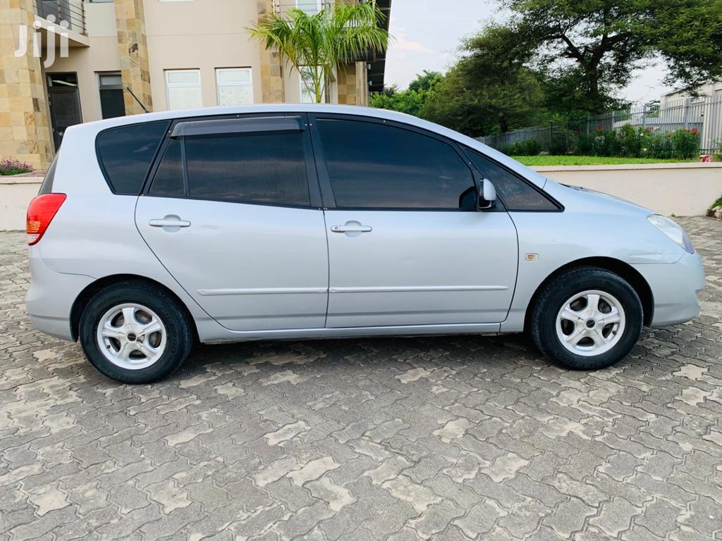 Archive: Toyota Corolla Spacio 2003 Silver