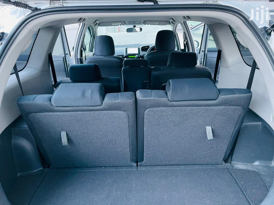 Toyota Wish 2010 Silver   Cars for sale in Kinondoni, Dar es Salaam, Tanzania