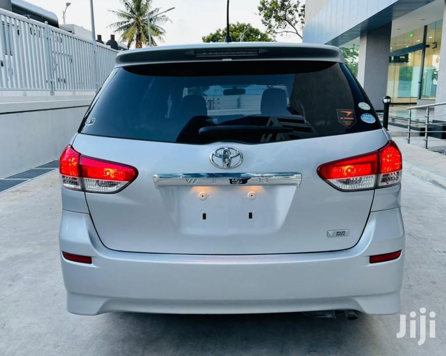 Toyota Wish 2010 Silver | Cars for sale in Kinondoni, Dar es Salaam, Tanzania