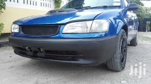 Toyota Corolla 2000 1.9 D Sedan Blue | Cars for sale in Dar es Salaam, Kinondoni