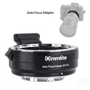 Commlite CM-EF-FX Electronic AF Lens Mount Adapter | Accessories & Supplies for Electronics for sale in Dar es Salaam, Kinondoni