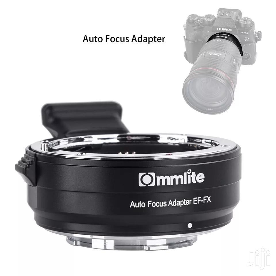 Commlite CM-EF-FX Electronic AF Lens Mount Adapter