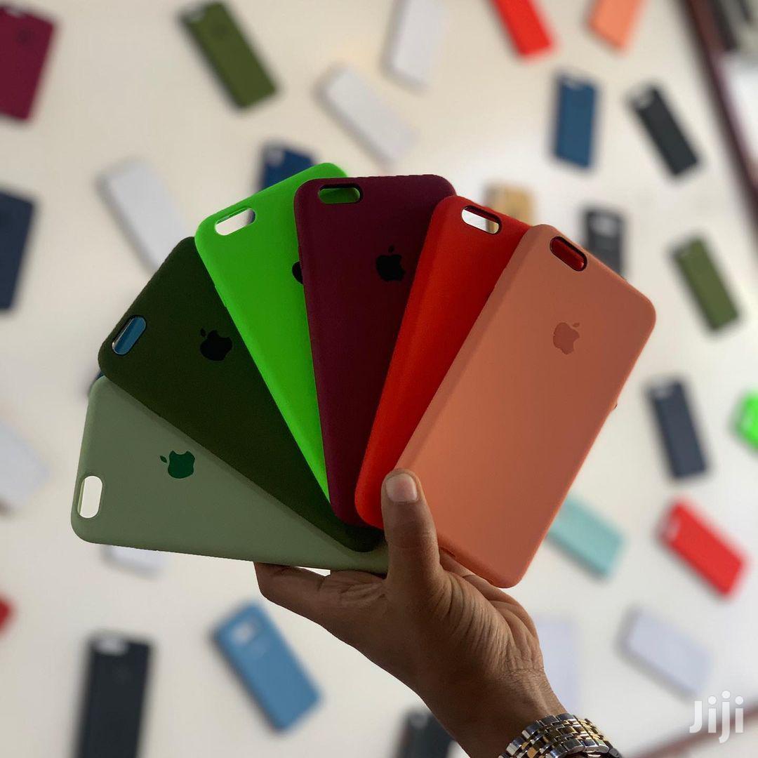 Archive: Silicon Cover Za Samsung Na iPhone Zote Zipo