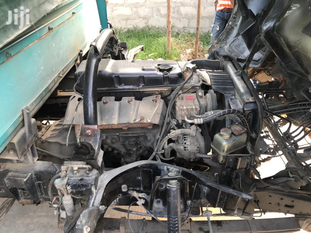 Archive: Mitsubishi Canter 4D35