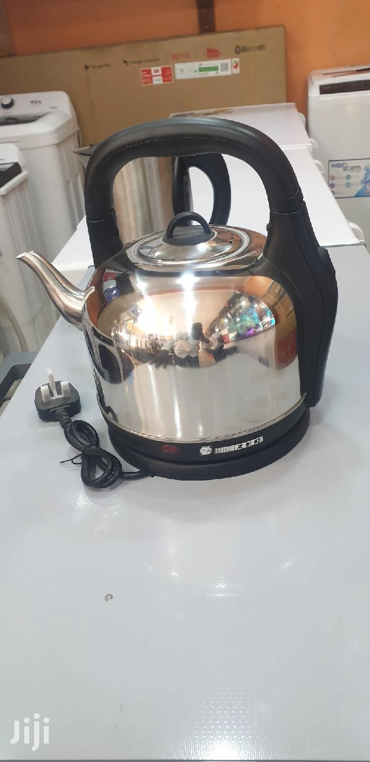 Electric Kettle 4L | Kitchen Appliances for sale in Ilala, Dar es Salaam, Tanzania