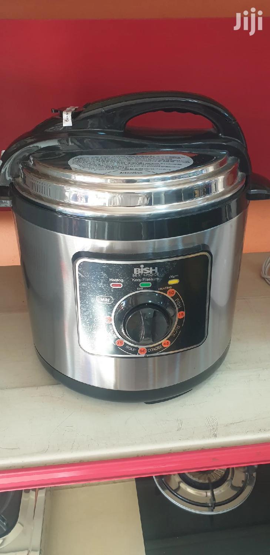 Bish Pressure Cooker Capacity 8L