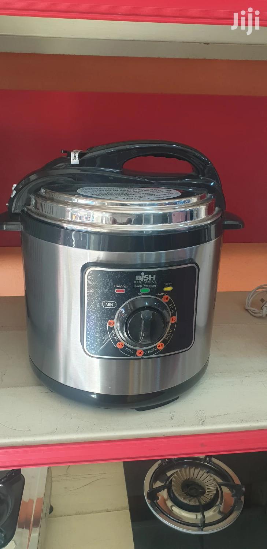 Bish Pressure Cooker Capacity 8L | Kitchen Appliances for sale in Ilala, Dar es Salaam, Tanzania