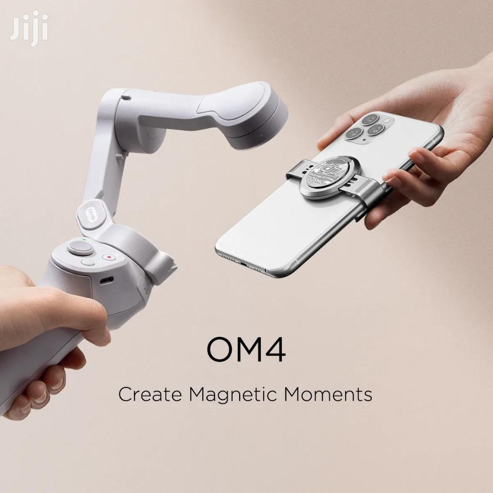 Archive: DJI OM 4 Handheld Smartphone Gimbal