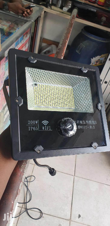 Solar Security Light With Camera 200W | Solar Energy for sale in Ilala, Dar es Salaam, Tanzania