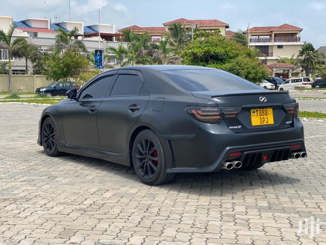 Toyota Mark X 2011 Black | Cars for sale in Kinondoni, Dar es Salaam, Tanzania