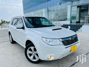 New Subaru Forester 2008 White | Cars for sale in Dar es Salaam, Ilala